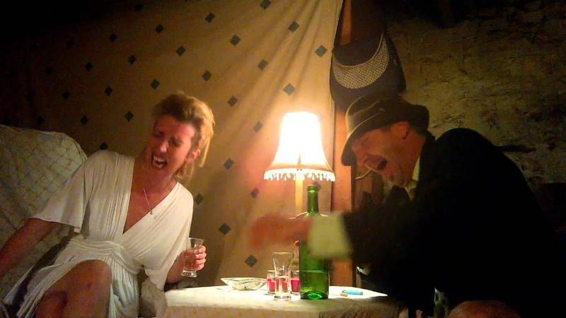Drunken Delicious..Phyllis Diller and Jim Backus lip sync.....