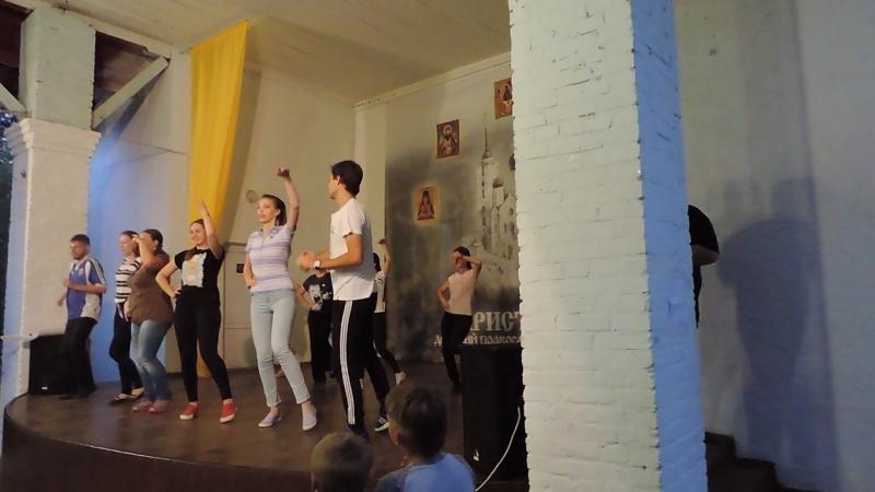Танец попечителей. ДПЛ