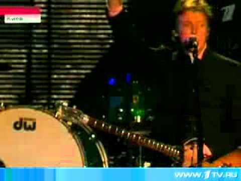 Почти 4 часа продолжалось выступление Пола Маккартни в Киеве (Первый канал 15.06.2008)
