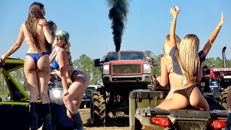 Spring Break 2019 - Trucks Gone Wild Redneck Mud Park