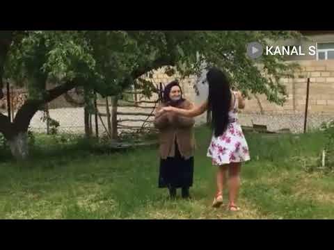 Azərbaycanda bu qızın reqsi izləmə reqordu qırır