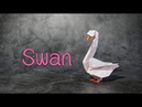 Origami Tutorial: Swan (Gen Hagiwara)|Hello Malinda