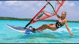 Kevin Pritchard, Oda Johanne and Starboard Team on Hookipa, Maui Hawaii