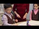 Детский мастер-класс - создание коллажей из сухоцветов.