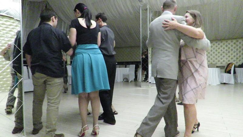 Танец именинника 16.09.18, Тихая Гавань