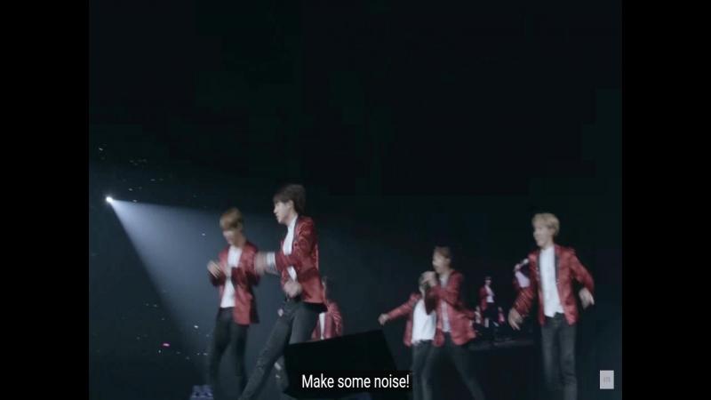 BTS Make some noise [BLASTN]