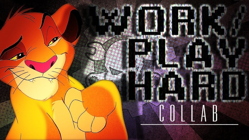 「▫ANIMASH▫」_W0R K HARD,PLAY HARD{collab.with.TSCAfied}