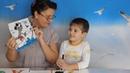 Изучаем алфавит , буква У, развивающие мультики для детей