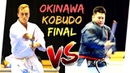 JESSE ENKAMP vs. KENTA KINJO | Okinawa Kobudo World Tournament Final (2018)