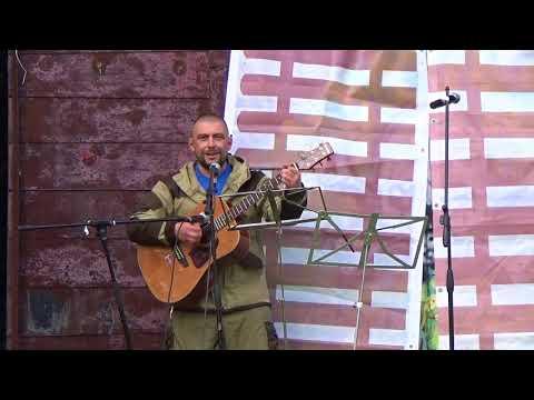 Александр Валерьевич Сабирзянов, песни на бардовском слете