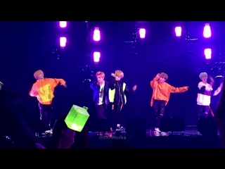 [fancam] 180928 NCT DREAM - The 7th Sense + TOUCH + BOSS (Cover) @ NCT DREAM SHOW D-1