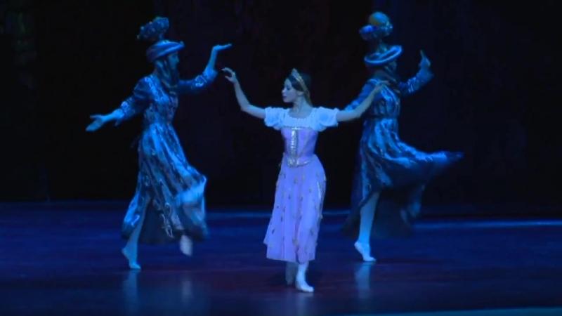 Руслан и Людмила Кремлевский балет