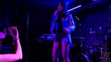 Dua Lipa - Be The One NYC DEBUT (live @ Baby's All Right 5416)