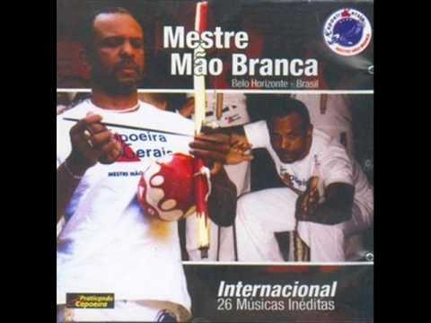 Grupo Capoeira Gerais Tempo que não volta atras mestre Mão Branca
