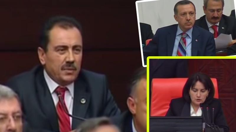 Muhsin Yazıcıoğlu   Tezkere Konuşması