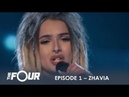 Zhavia She's Only 16 But Wait What Happens When She Opens Her Mouth S1E1 The Four