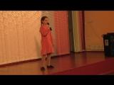 Романейко Карина, 5 А, Творческий номер. Ученик года - 2018