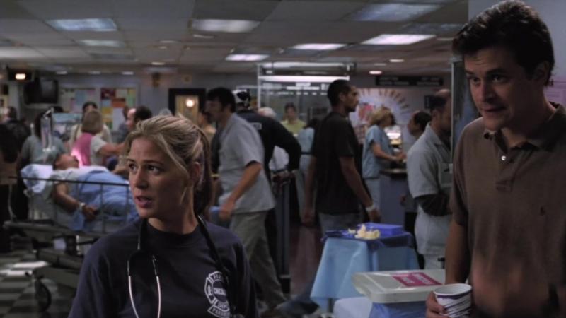 Скорая помощь ER 9 сезон 3 серия Бунт Insurrection