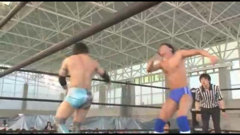 Seiki Yoshioka Yuya Susumu vs. Soma Sumeragi Takanori Ito