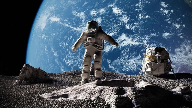 С точки зрения науки Заселение луны National Geographic Космос 2017 Наука и образование