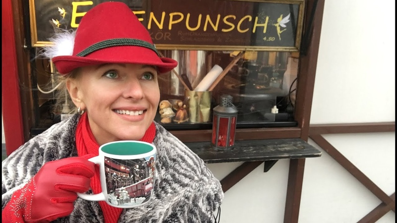 Сказка новогодней Вены / Fairy tale of New Year's Vienna