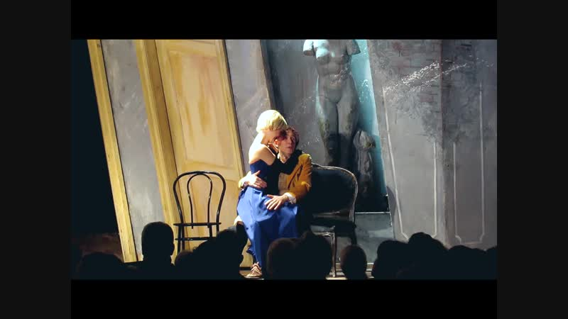 07. Сцена Клариссы и Фреди. Тамара Котова и Иван Корытов.