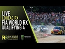 LIVE Qualifying 4 Bretagne World Rallycross of France