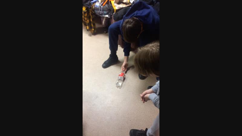 Water Bottle Flip