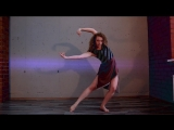 Джаз-модерн, ролик для школы танцев Riverdance.