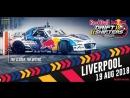 Red Bull Drift Shifters 2018, Ливерпуль, на русском комментирует GRINYA