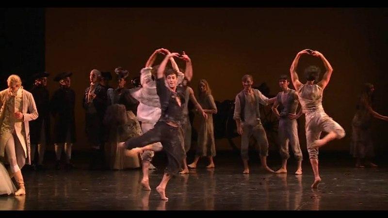 Manon Act 1 Royal Danish Ballet