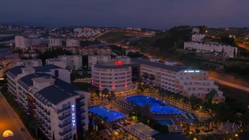 My Home Resort Hotel, Avsallar, Türkei 5