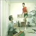 Borat dancing