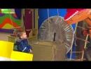 Танцуем с динозавром в Твин Кидс! Кроха сначала побоялся, но потом