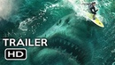 The Meg Official Trailer 1 2018 Jason Statham, Ruby Rose Megalodon Shark Movie HD