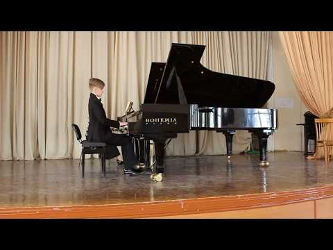 С. В. Рахманинов – Концерт для фортепиано с оркестром №2 – II ч.