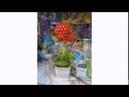 Hoa pha lê Hoa pha lê nghệ thuật Hoa pha lê phong thủy