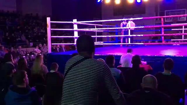 Amirov.boxing video