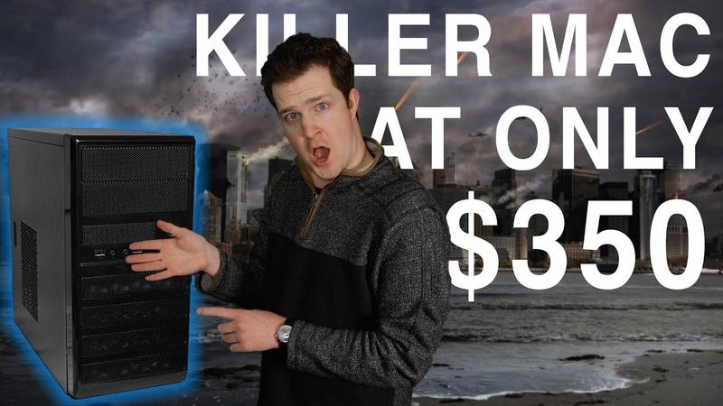 $350 Budget Hackintosh vs $1,300 iMac!