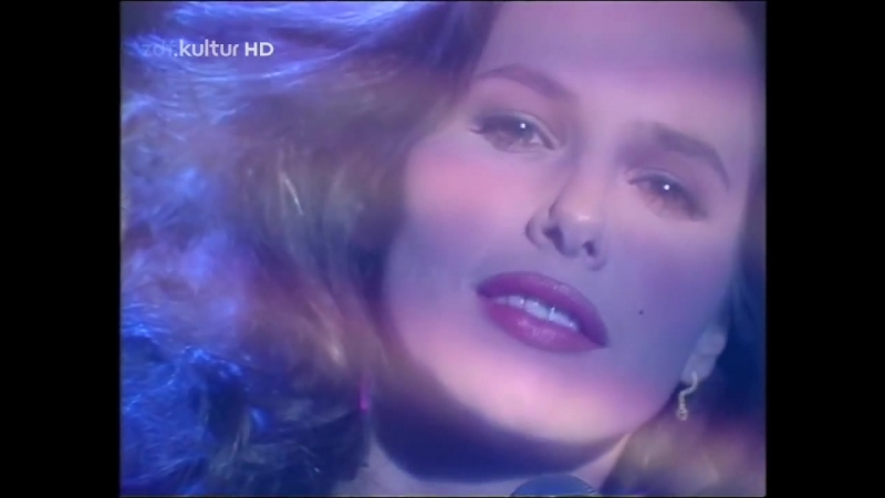 Lory Bonnie Bianco - A Cry In The Night (ZDF Hitparade, 14.06.1989)