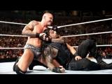 (WWE Mania) SummerSlam 2014 Roman Reigns vs Randy Orton