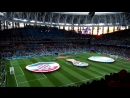 Argentina vs. Croatia Entrance 21.06.2018
