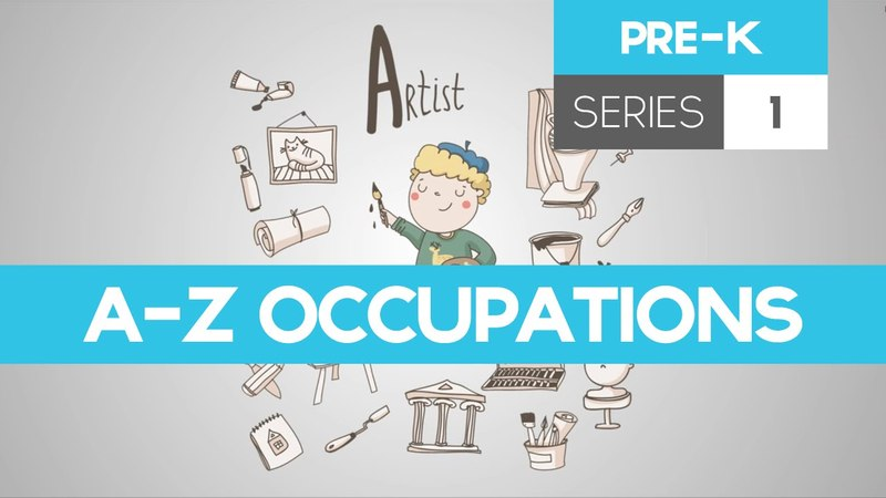 Occupations from A to Z