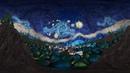 GalaktiON Tabidze ft. Van Gogh - Starry Night Arles Room