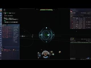 [RU] EVE Online. Alpha 2018 #011 сканим аномалии. Пробуем силы в червоточинах