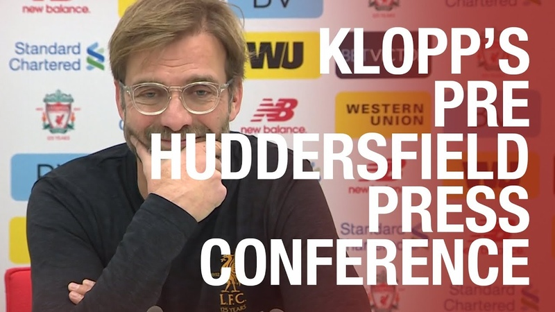 Jürgen Klopps pre-Huddersfield press conference | Sturridge, Henderson and VAR talk