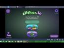 Играем в slither.io!