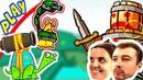 ПРоХоДиМеЦ Использует Самых СЛАБЫХ ГЕРОЕВ БолтушкА Удивлена 135 Игра для Детей Tower Conquest