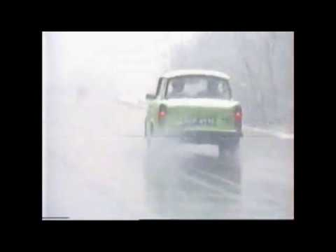 WEJHEROWO w latach 80`tych ul.Gdańska Droga krajowa nr. 6 nanice