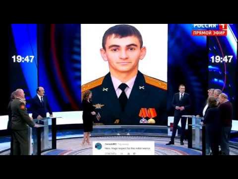 Иностранцы о русском герое Александре Прохоренко подвиг ВЫЗЫВАЮ ОГОНЬ НА СЕБЯ